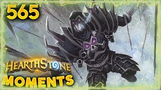 Deathtwing + Fist Of Jaraxxus = PWNAGE | Hearthstone Daily Moments Ep. 565