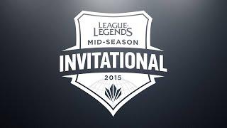 SKT vs TSM - Mid-Season Invitational