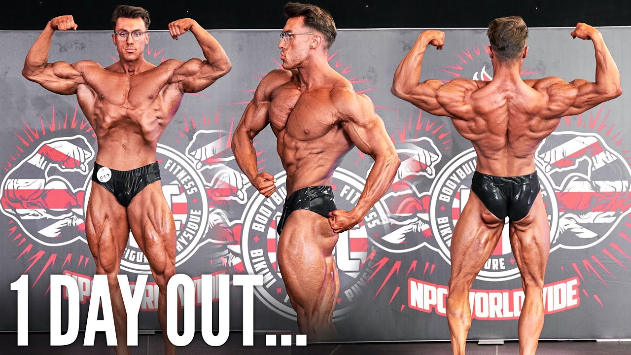 1 DAY OUT   CHECKING IN FOR SHOW   THE WAIT IS ALMOST OVER...