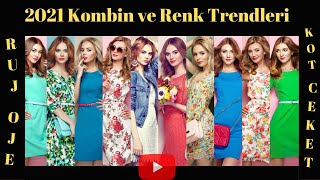2017 Kıyafet-Renk Trendleri Belirlendi