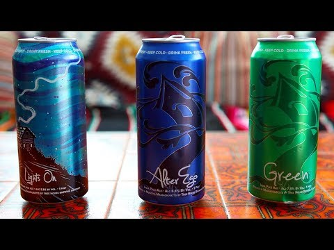 THE HYPE TRAIN: Treehouse Brew Co, MA | The Craft Beer Channel