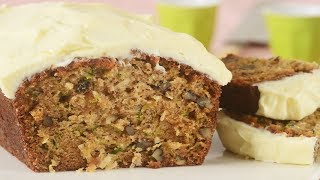 Gambar cover Zucchini Bread Recipe Demonstration - Joyofbaking.com