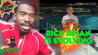 Rich Brian - 100 Degrees (Official Video) | Strange Millions Reaction