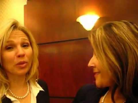 Lillian Walker of LUXIAM MEDIA s Kari Michaelsen