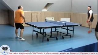 Настольный теннис в Таганроге