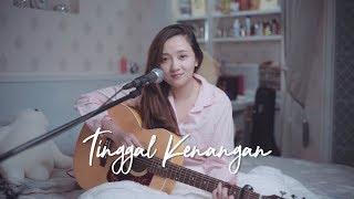 TINGGAL KENANGAN - GABBY ( Meisita lomania LIVE Cover & Lirik )