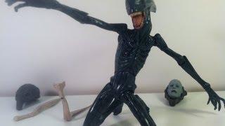 Prometheus Deacon Neca Toy Review
