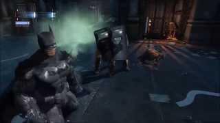 GLITCH; Batman; Arkham Origins: Frozen Thugs