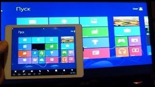 видео управление компьютером с телефона android