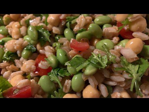 Healthy Farro Salad