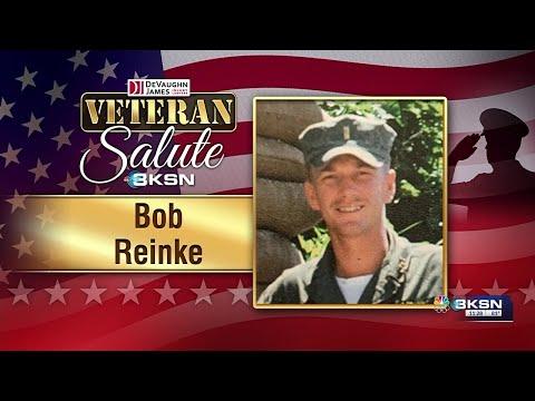 Veteran Salute: Bob Reinke