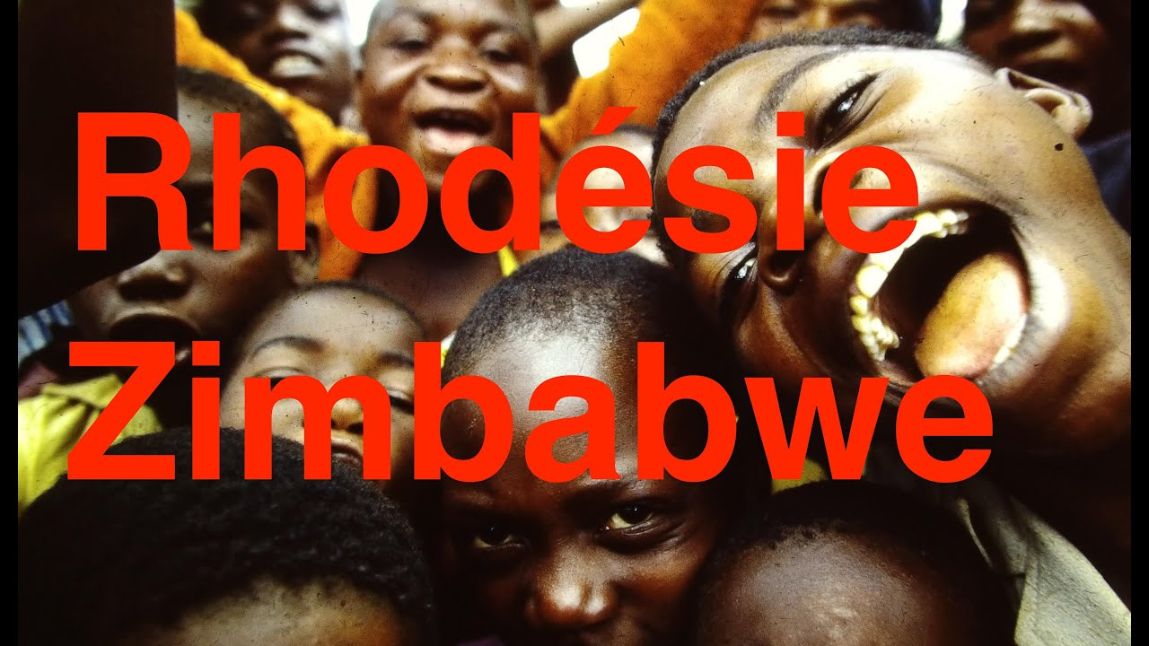 Et la Rhodésie devint le Zimbabwe 1979