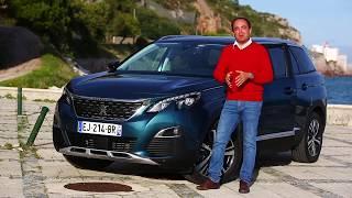 Essai Peugeot 5008 (2018) par Leblogauto.com