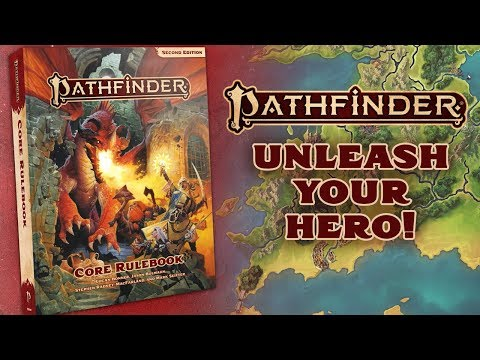 Paizo Gifts Us A Merry RPG Christmas: Pathfinder 2nd Edition