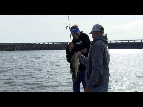 Bass Fishing Lake Wilson In Alabama And  Fishing In Panama
