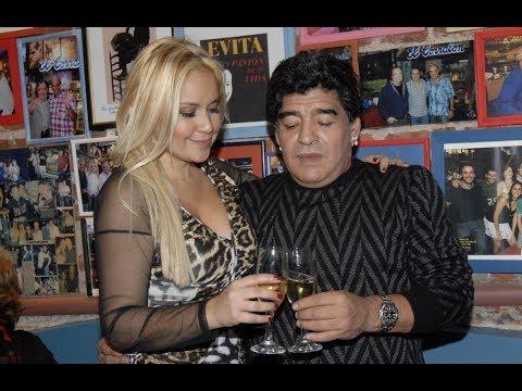 ¿Verónica Ojeda y Diego Maradona otra vez juntos? Hay un audio revelador