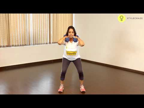 3 Best SQUAT EXERCISE FOR LOSE WEIGHT