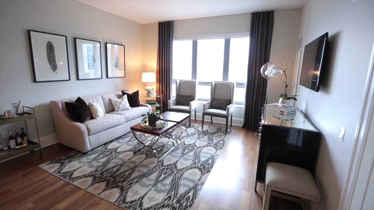 Breathtaking Penthouse - Chicago Apartments - AMLI River ...