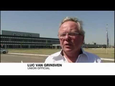 GM bankruptcy sparks job worries in Europe - 01 Jun 09