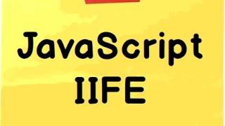 Step by step understanding JavaScript IIFE ( Immediately invoked function expression)