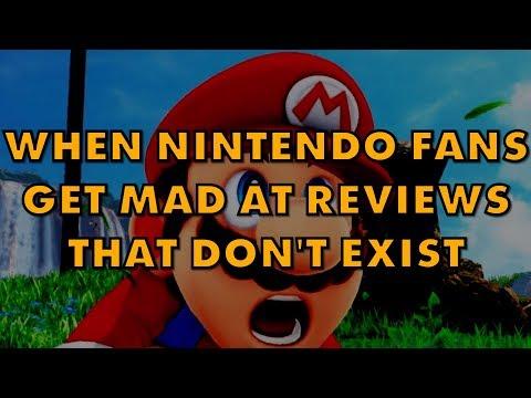 Super Mario Odyssey 7/10 SHOCKER!