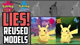 Game Freak LIED About Pokemon Sword and Shield