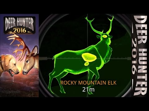 Deer Hunter 2016 1 Hour Hunt Part 1