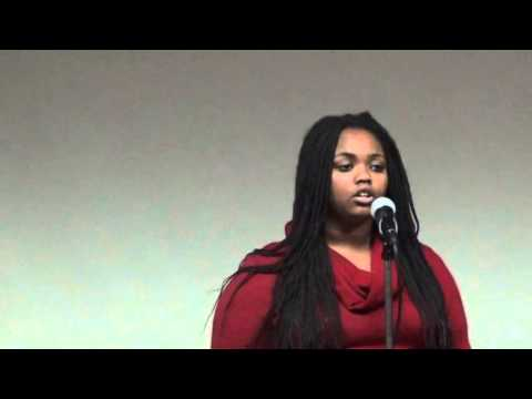 Poetry Out Loud Round 2: Ajanice