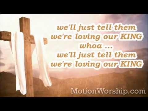 We Will Worship The Lamb Of Glory (Jimmy Hendricks) w lyrics