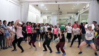 BRUNO MARS THAT'S WHAT I LIKE DANCE CHOREOGRAPHY DANCE VIDEO
