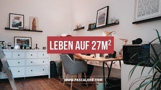 Leben auf 27m² | Minimalismus in der Schweiz