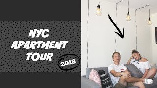 NYC APARTMENT TOUR 2018! | DaniSmithStyle