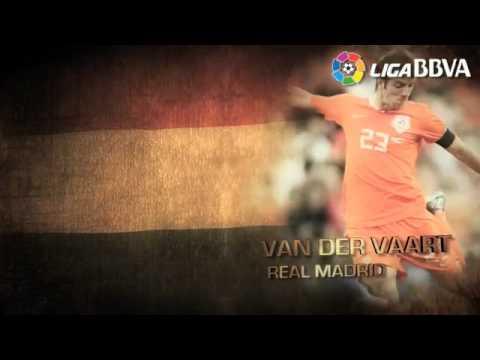 WORLD CUP 2010 - VAN DEER VAART