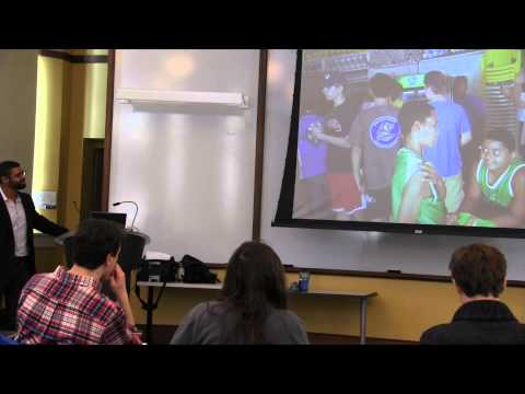 MCSE Presents: Service Learning in the Dominican Republic by Ekow Edzie '10 from Education First
