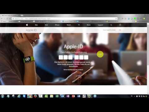 Icloud Zwei Faktor Authentifizierung Deaktivieren | Apple-ID | 2 Faktor | 2FA | Deutsch
