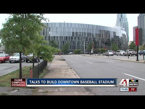 Preliminary talks to move Royals into a downtown stadium