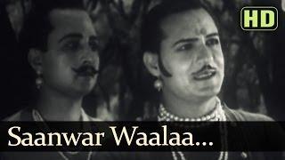 Video Saanwar Waalaa Vahi Re (HD) Pukar Songs - Sohrab Modi - Sheela  - Sardar Akhtar download MP3, 3GP, MP4, WEBM, AVI, FLV Agustus 2018