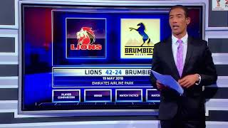 Ashwin Willemse walks off SuperSport set