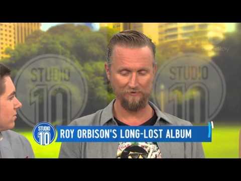 Roy Orbison's Long-Lost Album