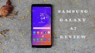 Samsung Galaxy A7(2018) Full Review| Is the TRIPLE CAMERA smartphone worth the hype?