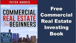 Free Commercial Real Estate Investing Book