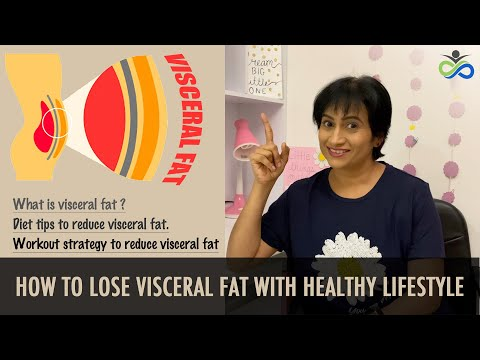 How To Lose Visceral Fat Fast | Reduce Belly Fat | Which Fat Is Bad