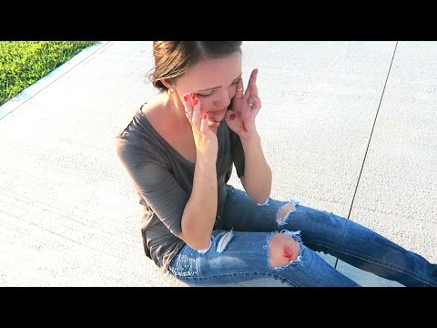 Thumbnail: HER TERRIBLE ACCIDENT!!
