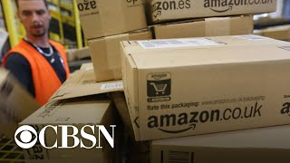 New report reveals human cost of Amazon delivery
