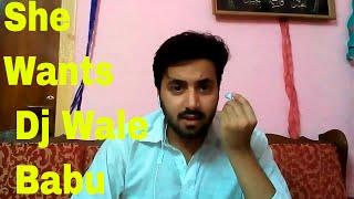 Gambar cover Mohsin Ki Vines - | She Wants Dj wale BaBu |