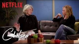 Orange Is The New Black Hits A Little Too Close to Home for Martha Stewart | Chelsea | Netflix