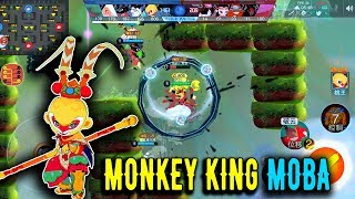 [Android/IOS] Journey to the West MOBA (闹闹天宫) - New MOBA Gameplay