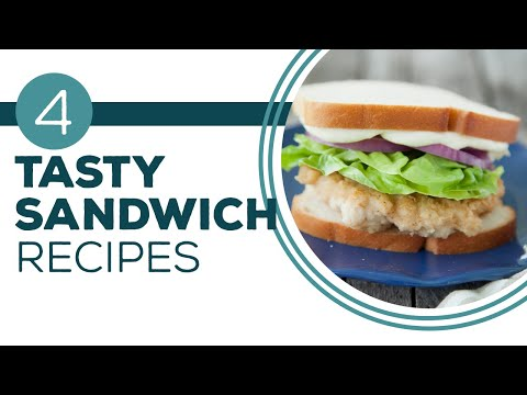 Awesome Sandwiches - Paula's Home Cooking - Full Episode.
