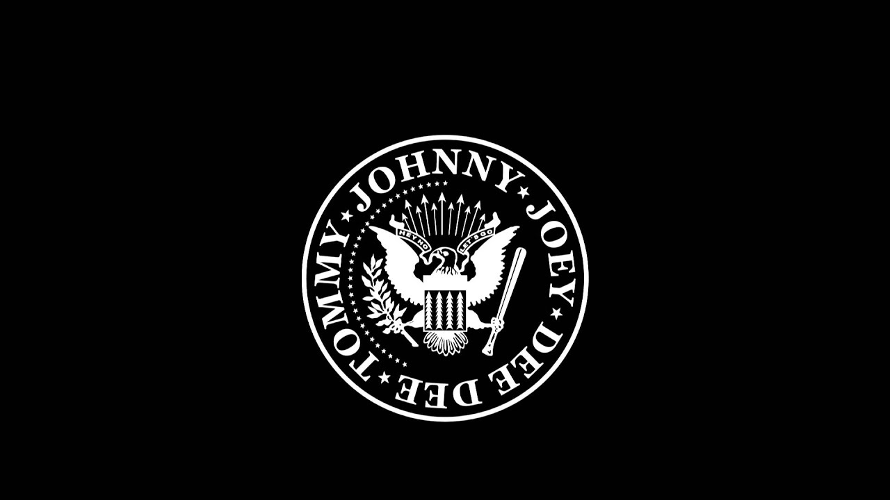 Www Animation Wallpaper Ramones Animated Logo Youtube