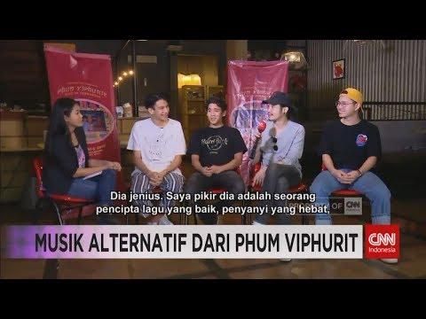 Berkenalan Dengan Penyanyi Phum Viphurit Dari Thailand